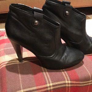Coach Shoes - Coach Black Booties